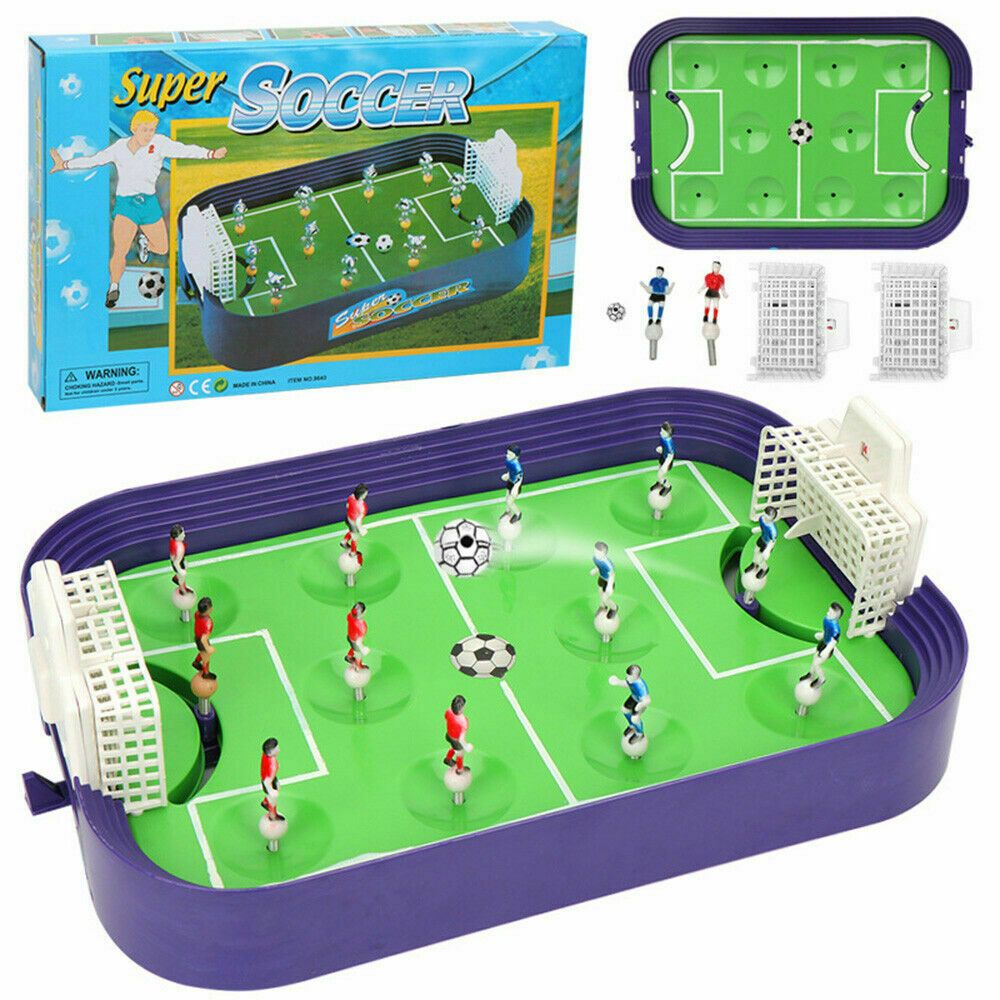 Sports Toy Mini Football Board Game Soccer Field Model Soccer Toy For Kids Gift Unbranded Trong 2020