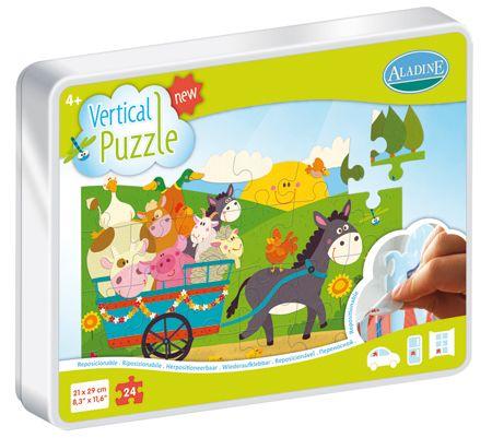 gift idea - vertical farm puzzle