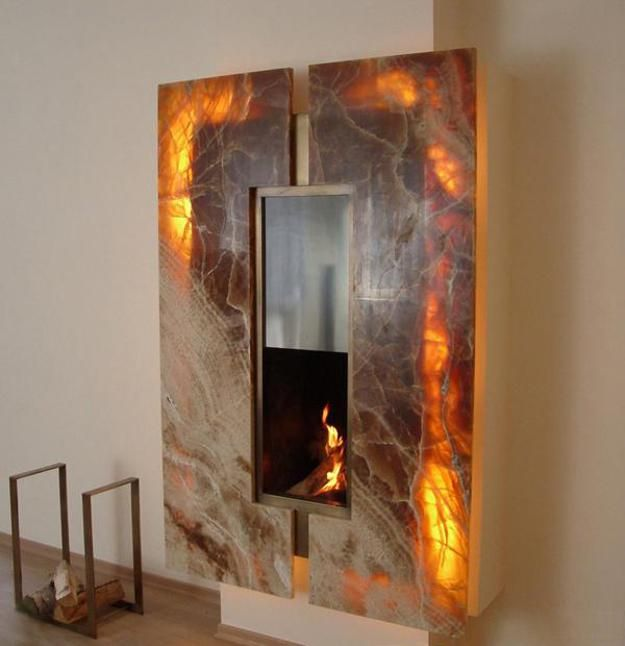 Contemporary Fireplace Designs: Upscale Fireplace Designs Adding Value To Modern Homes