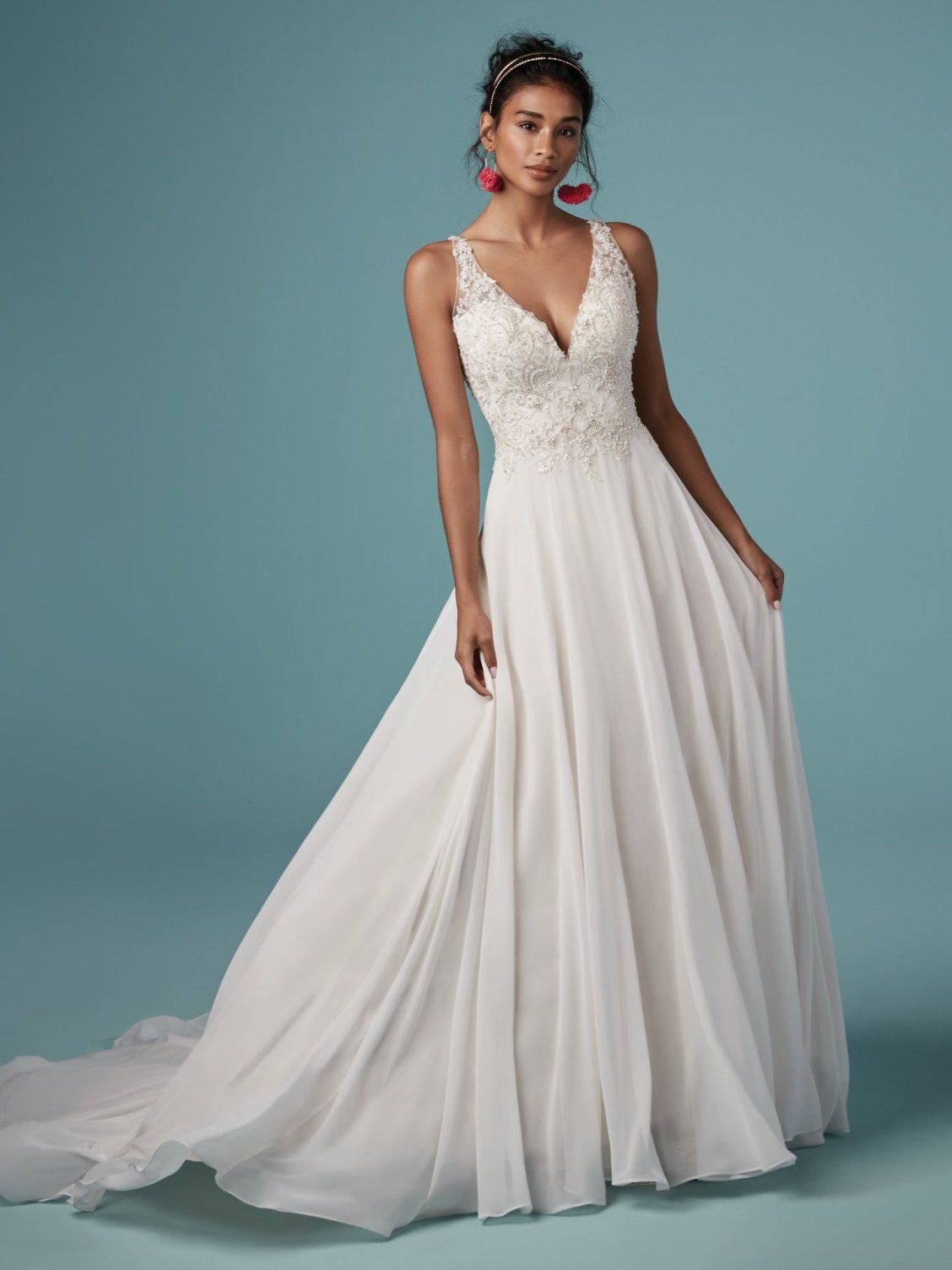 Kiera By Maggie Sottero Wedding Dresses In 2020 Maggie Sottero