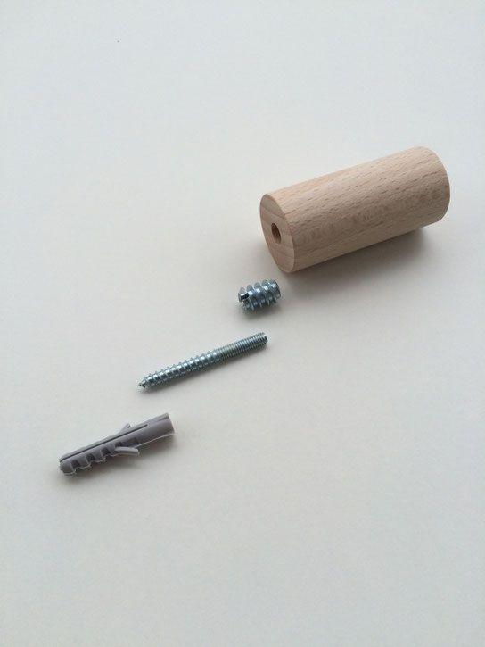 Wandhaken Garderobenhaken Holz Modern Design Droell Ch Wandhaken Haken Garderobenhaken