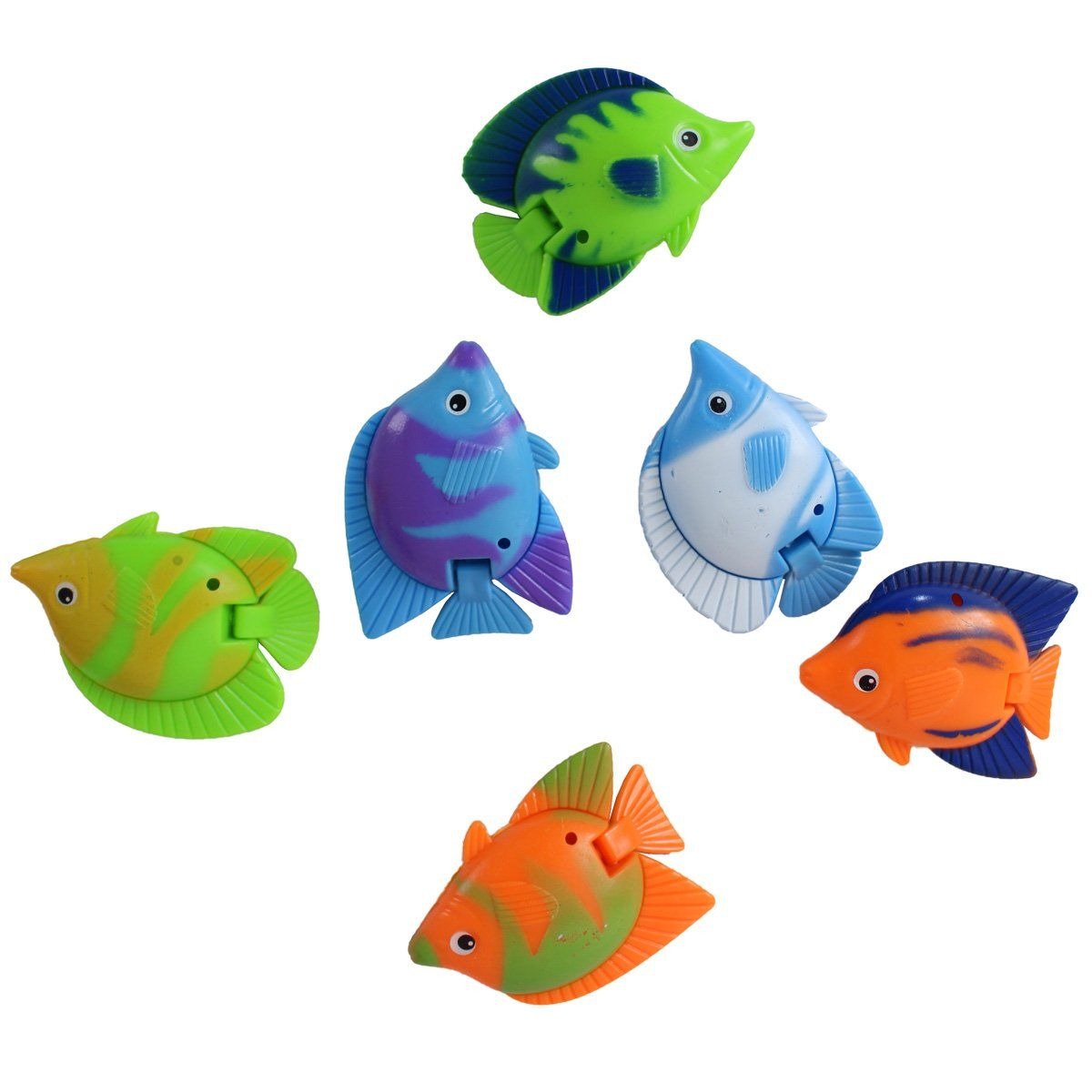 Catchstar Diving Fish Pool Toys Durable Toys Easy Catch Sink Water Games Bath Toys Kids Be Sure To Check Out This Awesome Prod Pool Toys Fish Pool Cool Toys