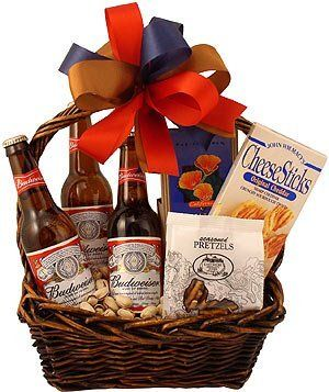 Budweiser Blend Beer Gift Basket by Beer Gifts, http://www.amazon.com/dp/B006X1JK7E/ref=cm_sw_r_pi_dp_wfjIpb0Z7FQ0F