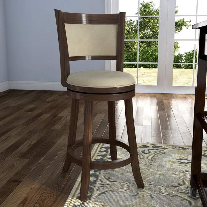 Awesome Three Posts Heartwood 24 Swivel Bar Stool Products In 2019 Gmtry Best Dining Table And Chair Ideas Images Gmtryco