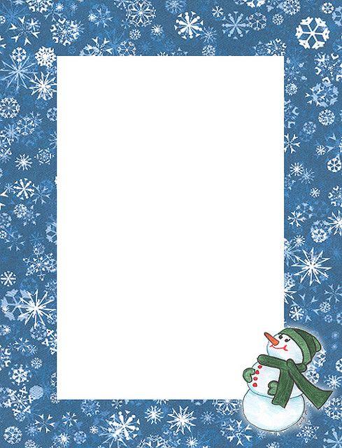 Witty image regarding free printable christmas stationary