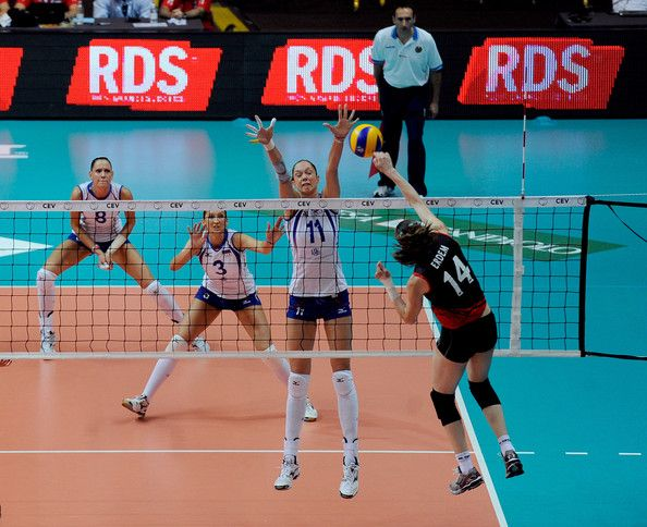 Ekaterina Gamova Photos Photos Women S Volleyball European Championship Russia V Turkey Women Volleyball Volleyball European Championships