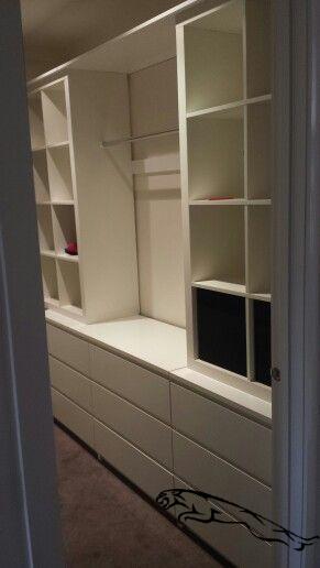 Glamour And Luxury 132004 Ankleidezimmer En 2020 Idee Dressing Meubles Ikea Rangement Maison