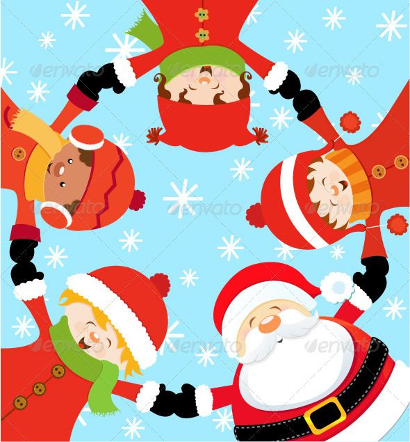 Santa Christmas Party  #GraphicRiver         Cute fat santa celebrating christmas with group of kids.   File Formats:AI CS2 ,EPS8,JPEG (5000?×?5380)     Created: 15September12 GraphicsFilesIncluded: JPGImage #VectorEPS #AIIllustrator Layered: Yes MinimumAdobeCSVersion: CS Tags: beanie #boy #card #cartoon #characters #children #christmas #cold #costume #cute #fat #game #girl #greeting #group #happy #hat #holiday #kids #newyear #outdoors #parks #party #playing #santaclaus #scarf #snow #winter