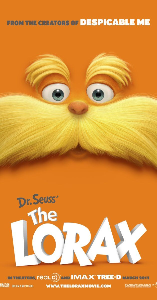 The Lorax A 12 Year Old Boy Searches For The One Thing That