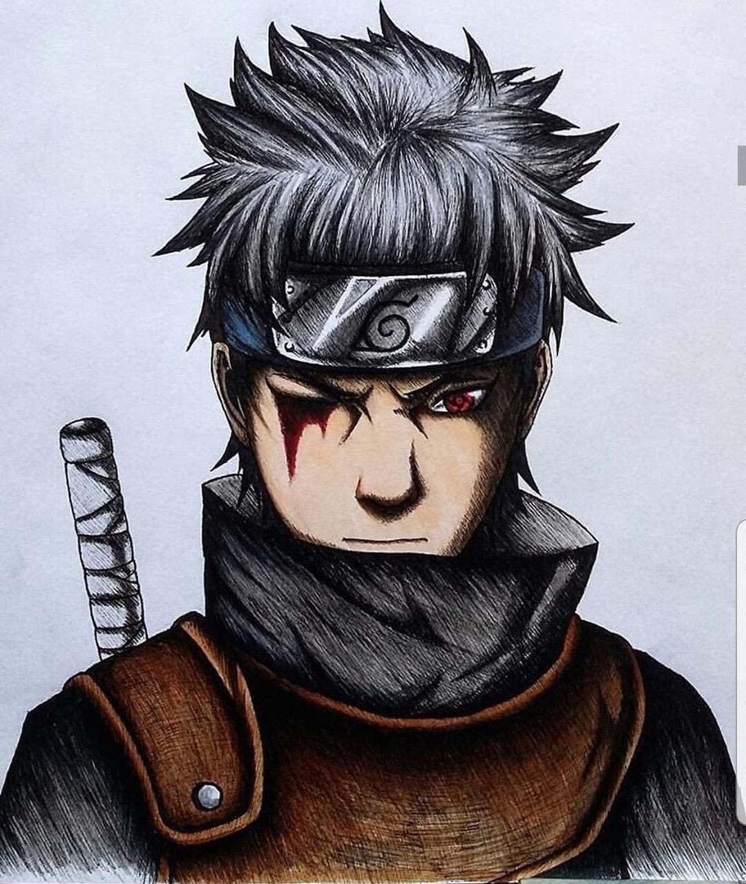 Anime & Cartoons image by Mirian L. Naruto drawings