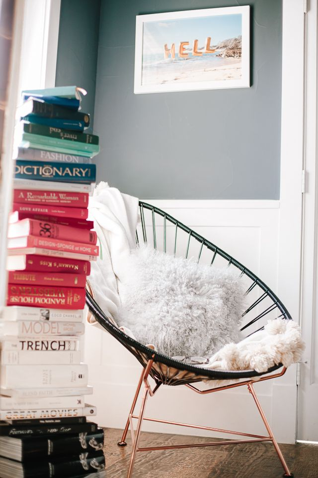 Beau Acapulco Chair U2013 Reading Nook Acapulco Chair, Reading Nook, Table  Furniture, Accent Chairs