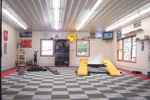 Garage Furniture Ideas