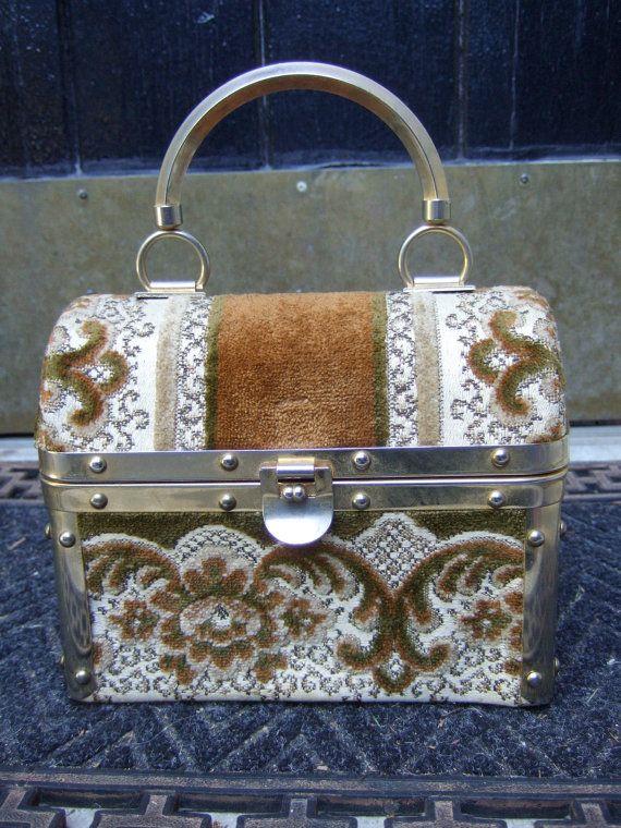 BORSA BELLA Elegant Brocade Trunk Style par worldmarketproductio