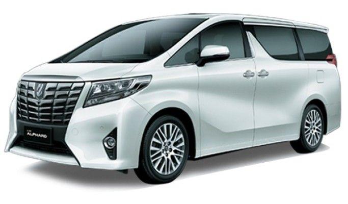 Ghim Tren Mobil Toyota Terbaru