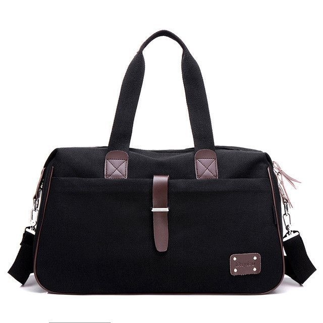 New Vintage Army Canvas High Quality Men Travel Bags Carry & Luggage Bags Men Duffel Bag Travel Tote Large Weekend Bag Overnight