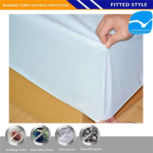 Zippered Magnetic Waterproof Mattress Cover In Kuantan Waterproof Mattress Cover Waterproof Mattress Mattress Covers