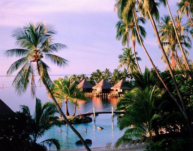 Tahiti Beachcomber Parkroyal en Tahiti