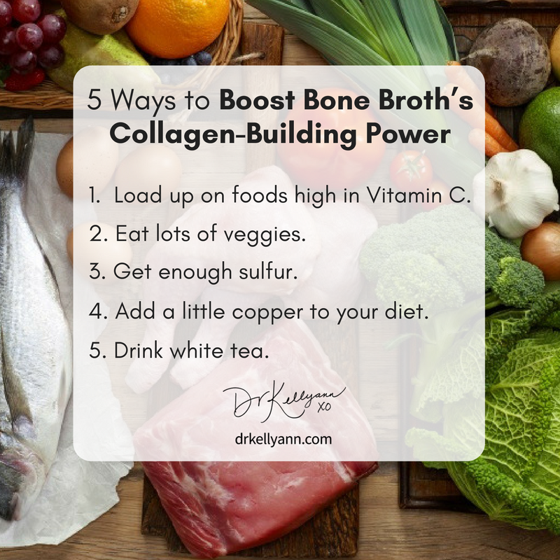 5 Ways To Boost Your Collagen Building Power Juicing For Health Bone Broth Health