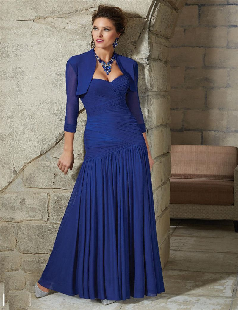 ee892185e4b8e Excellent Chiffon Pleat dresses grandmother of the bride mother of ...