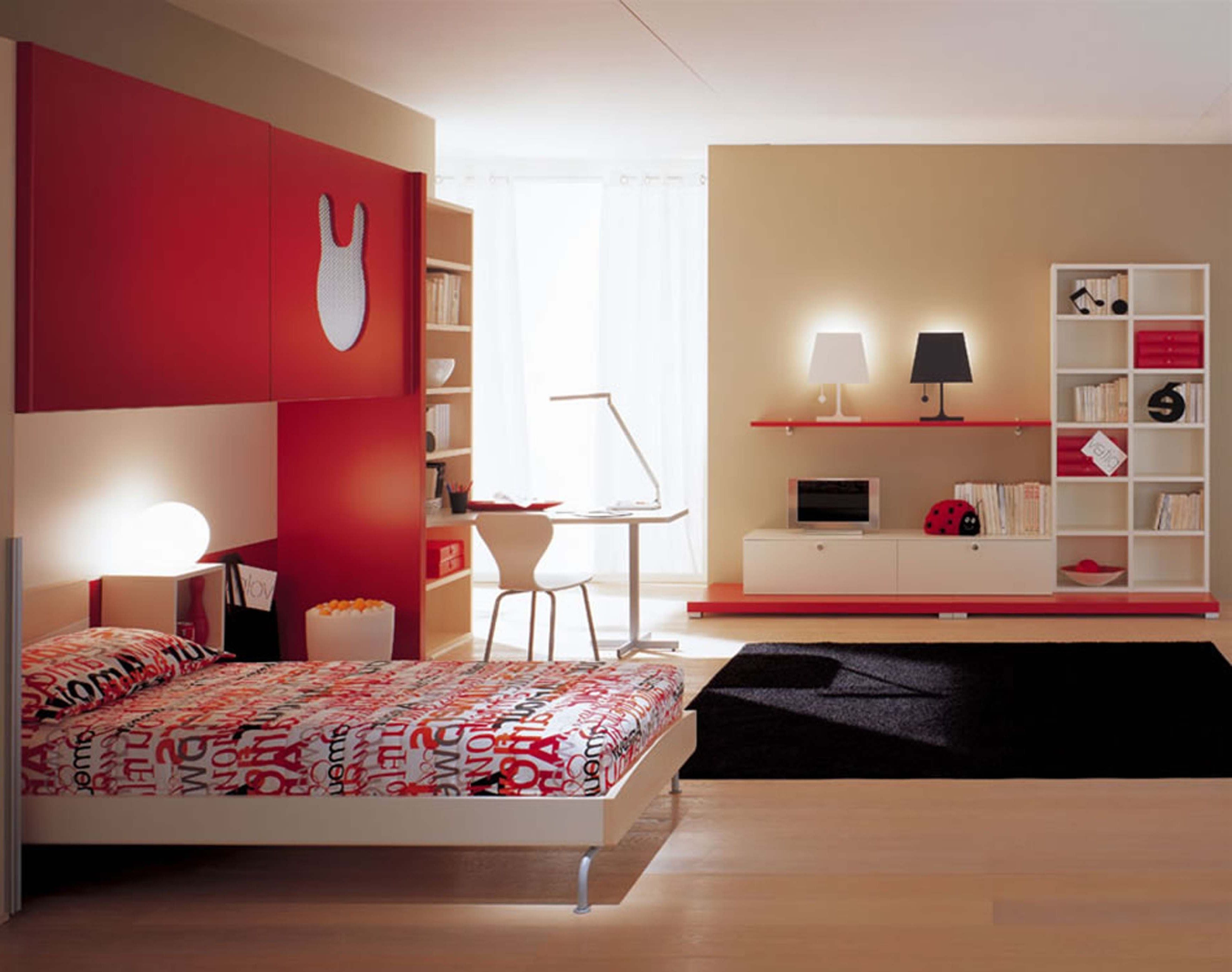 Best Bedroom Colors For Small Rooms Colour Combination ...