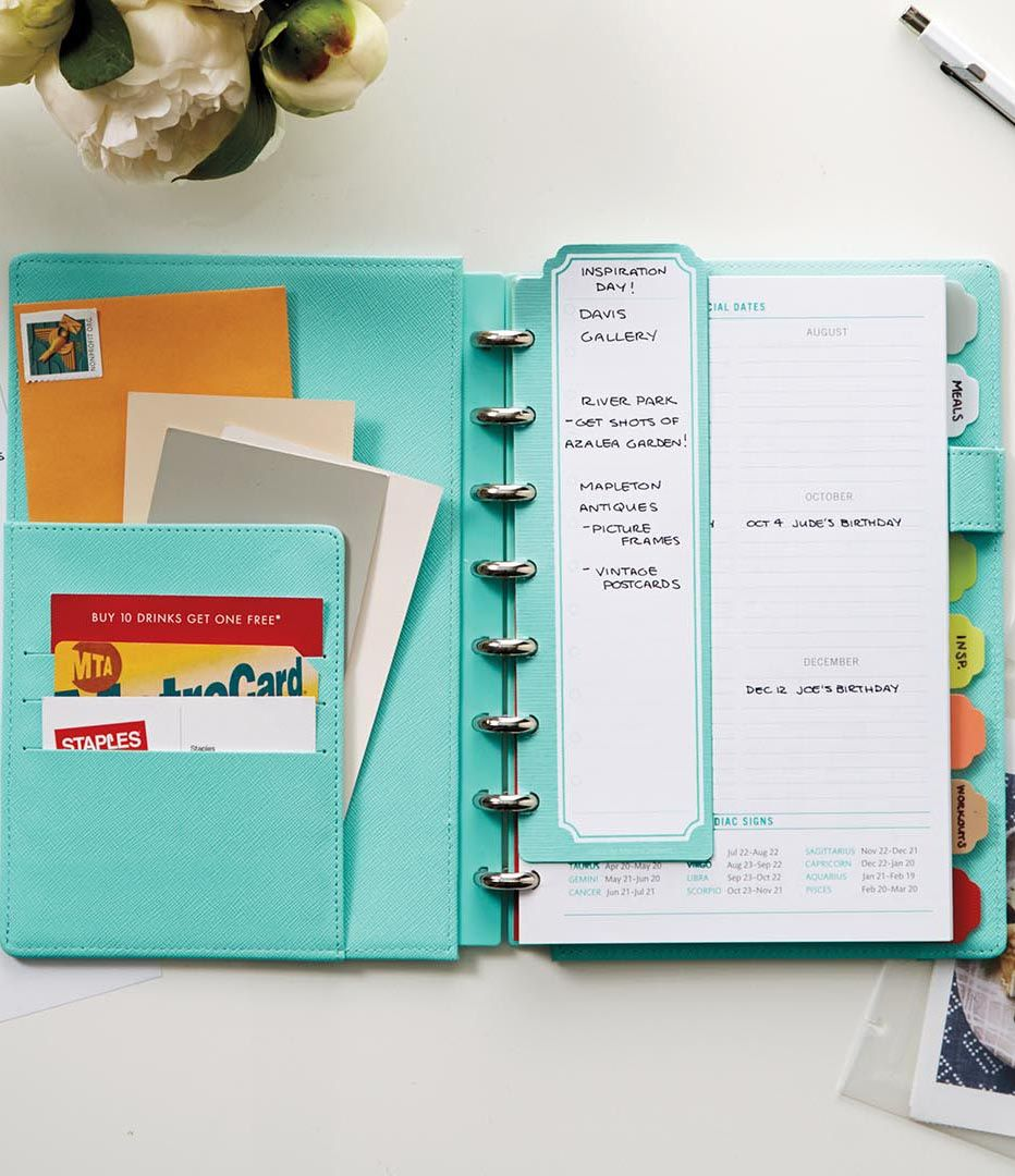 Grab a pen and jot this down --> 2017 will be your most organized year yet with Office by Martha Stewart™ at Staples!