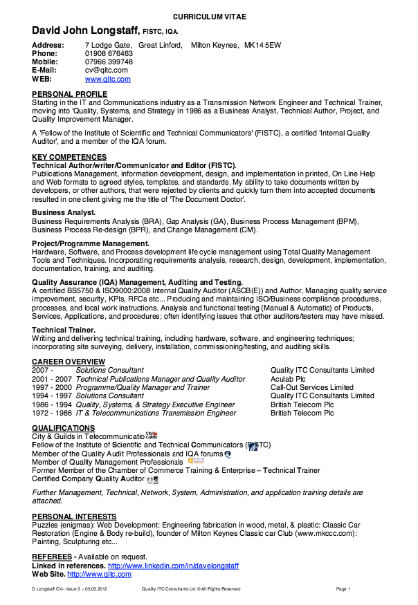 bpabprbpm resume example httpresumesdesigncom - Personal Interests On Resume Examples