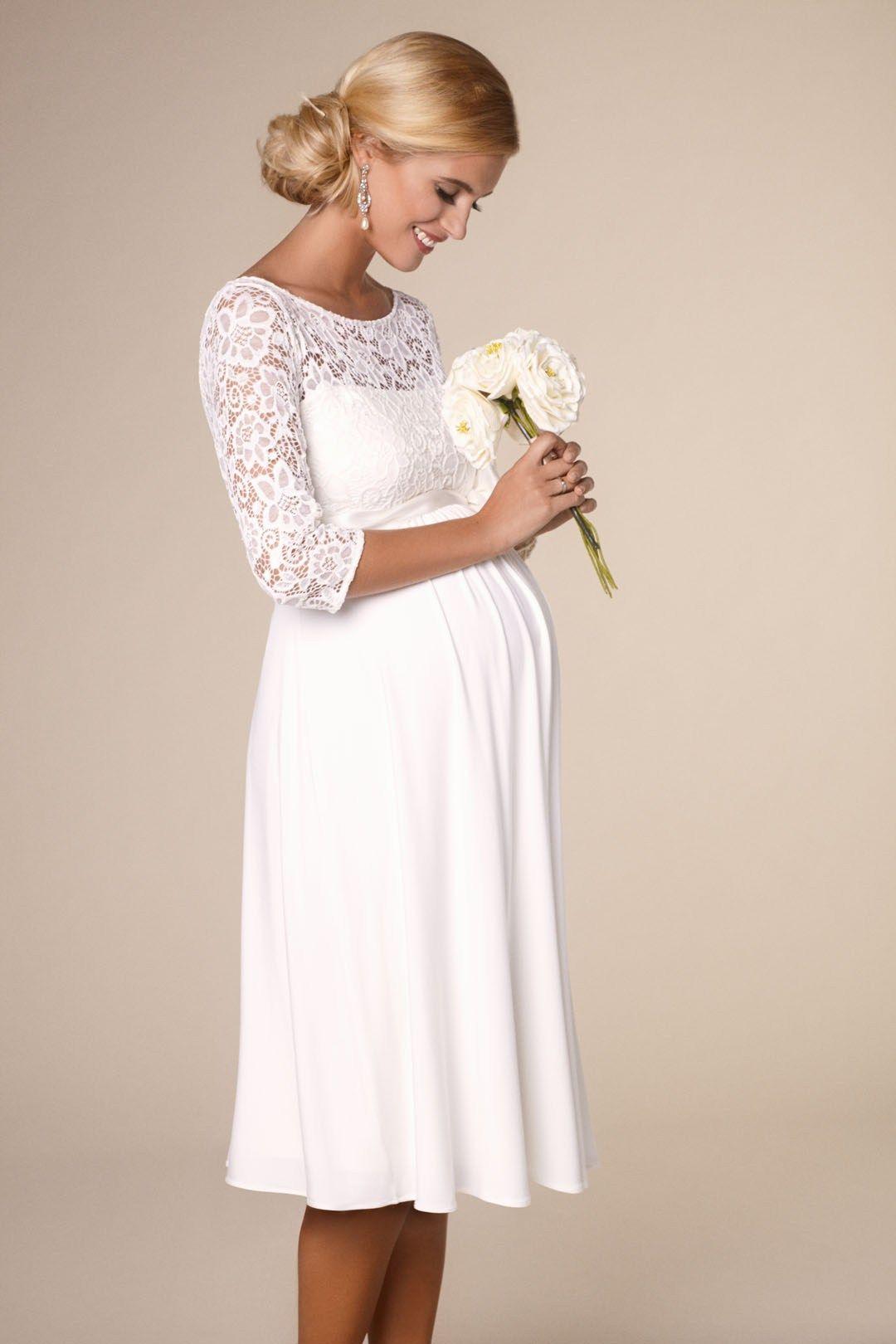 Brautkleider für Schwangere von Boesckens Erkelenz ...