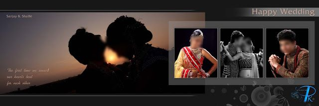 Indian Wedding Photo Album Design 12X36 Psd Sheets Download ...
