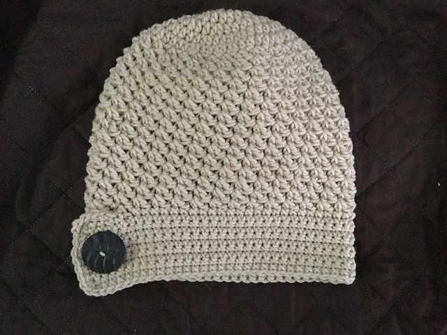 Ravelry: Project Gallery for Sandy Slouch Hat pattern by Little Monkeys Crochet