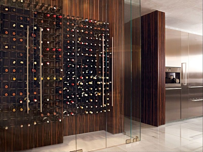Cool Home Wine Cellar Design Cave A Vin