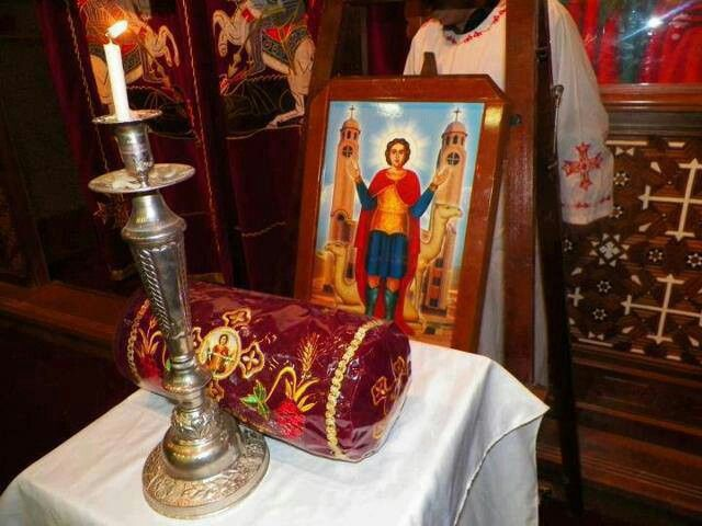 St Menas Aka St Mina The Martyr And Wonder Worker Is One Of The Most Well Known Egyptian Saints In The East And The Christian Photos Orthodoxy Catholic Saints