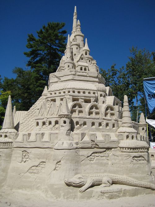 88 Incredible Sand Sculptures   ChicagoNow Arts & Entertainment