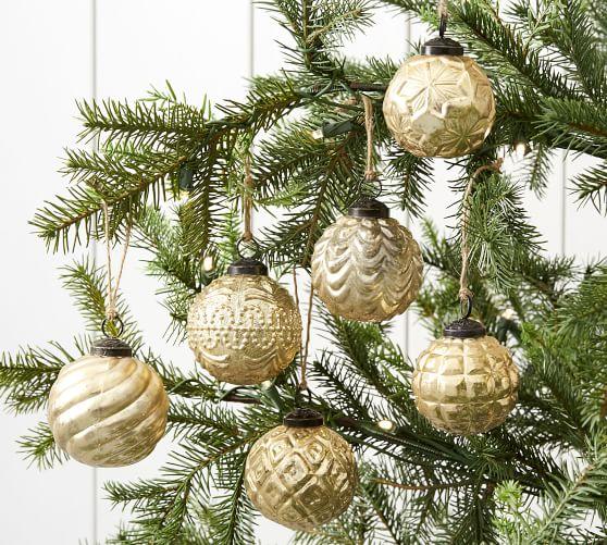 5 Handmade /'Spear/' Glass Christmas Tree Decorations  Ornaments 001.