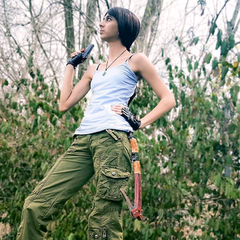 Lara Croft Cosplay (Tomb Raider: Angel of Darkness)   Lara
