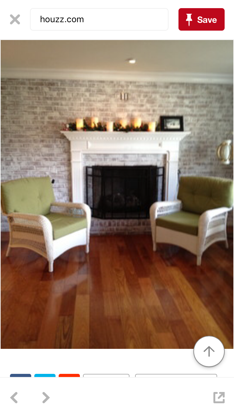 Mantel And Fireplace Full Wall In 2019 Brick