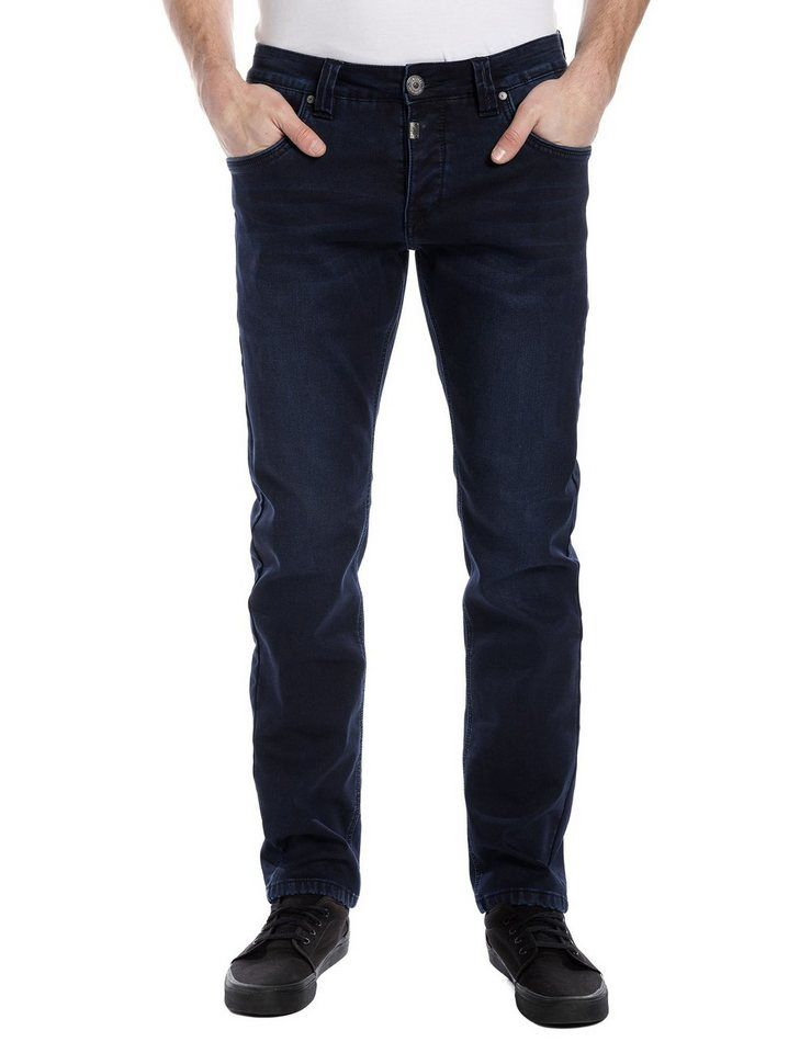 TIMEZONE Jeans »EduardoTZ « für 49,95€. Herren Slim fit