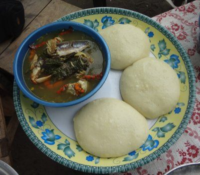 Dumboy: National Dish of Liberia