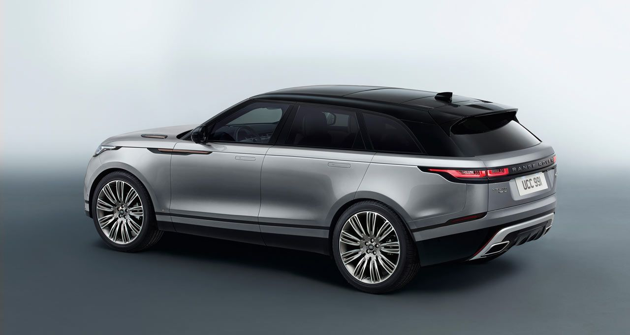 Land Rover Launches New Range Rover Velar At Milan Design Week Range Rover Land Rover Range Rover Supercharged