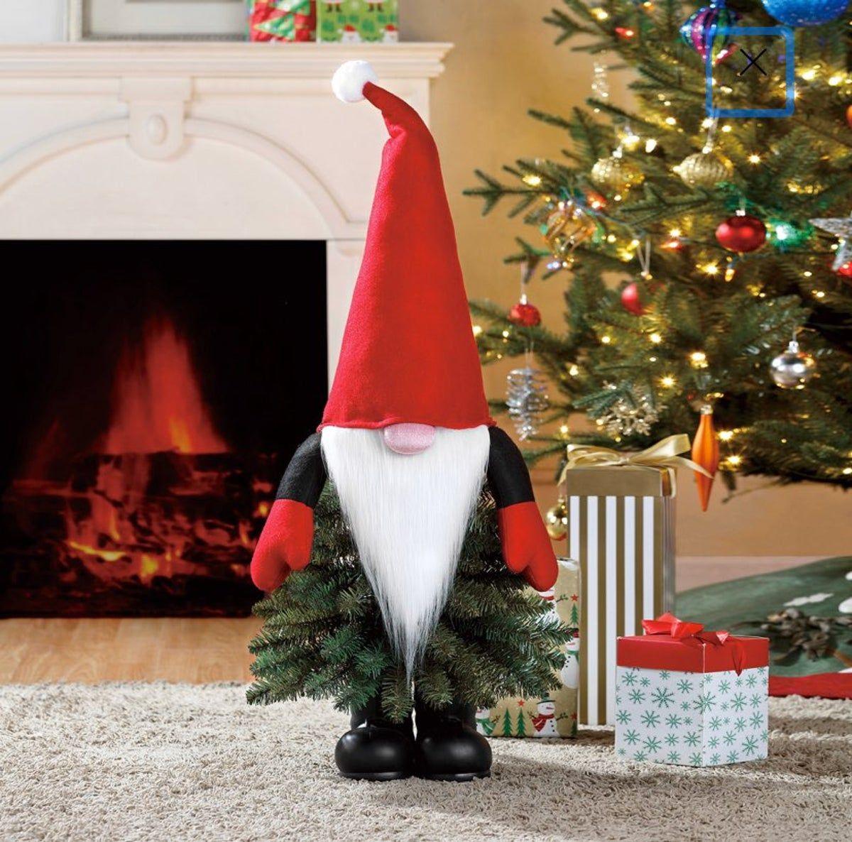 3 Foot Soft Chrismas Tree Gnome Diy christmas garland