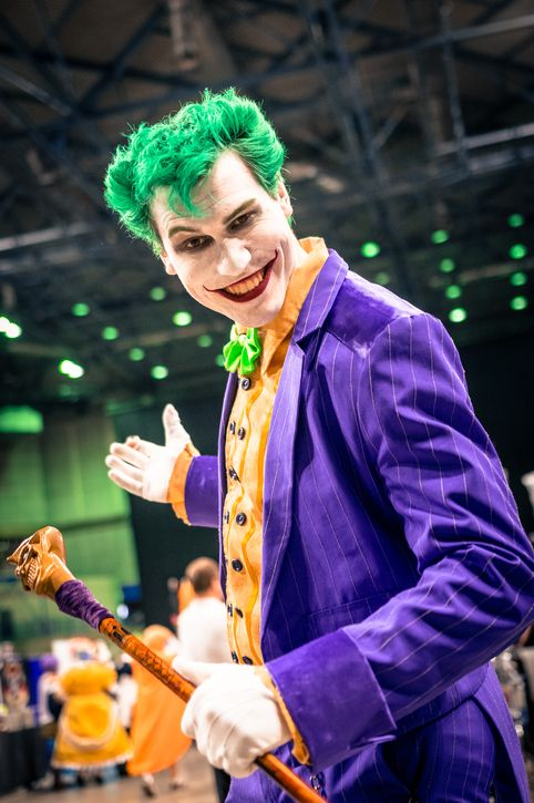 C mo hacer un disfraz de joker casero disfraz halloween - Disfraz joker casero ...