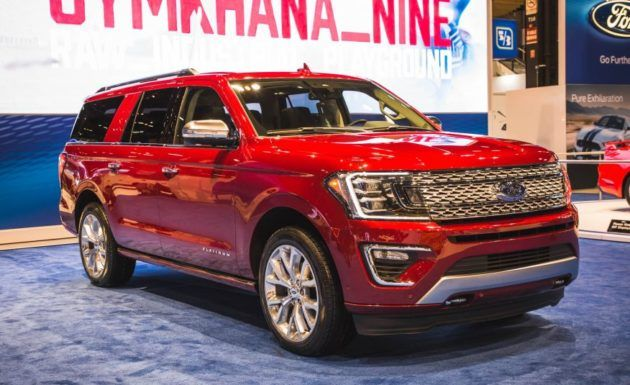 2018 Ford Expedition First Redesign Since 1997 Ford Expedition