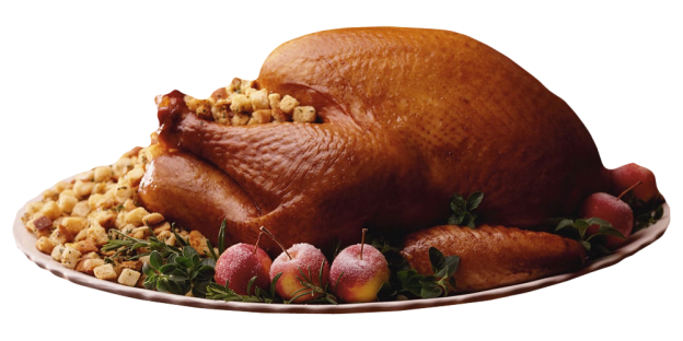 Turkey Dinner Transparent Image