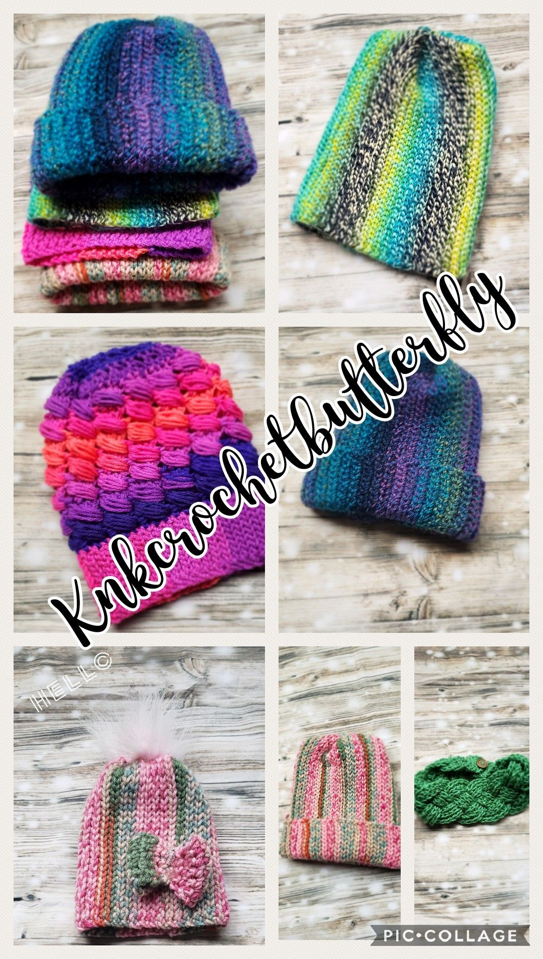 Crochet Beanies For Orders Message Me Or Go To Fbpage