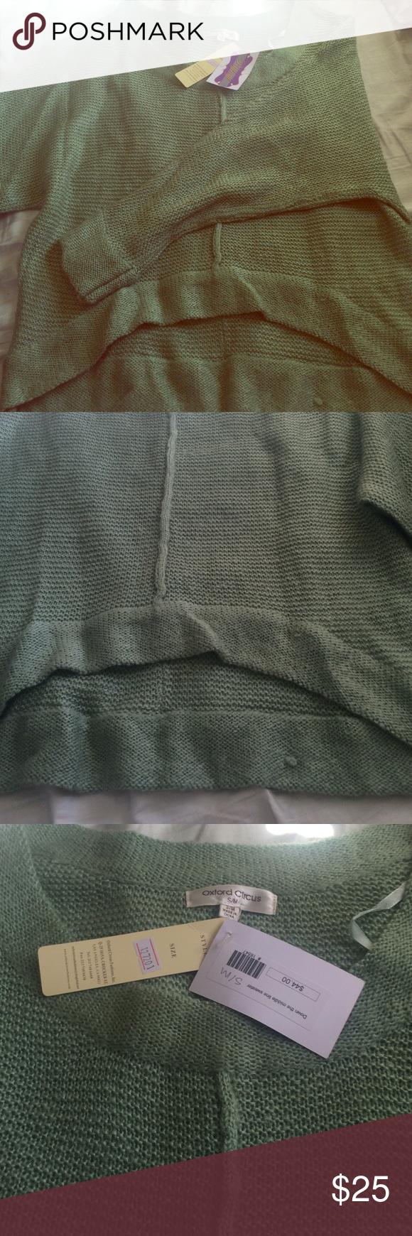 NWT! Pretty knit sweater S/m, pretty knit sweater! Sweaters