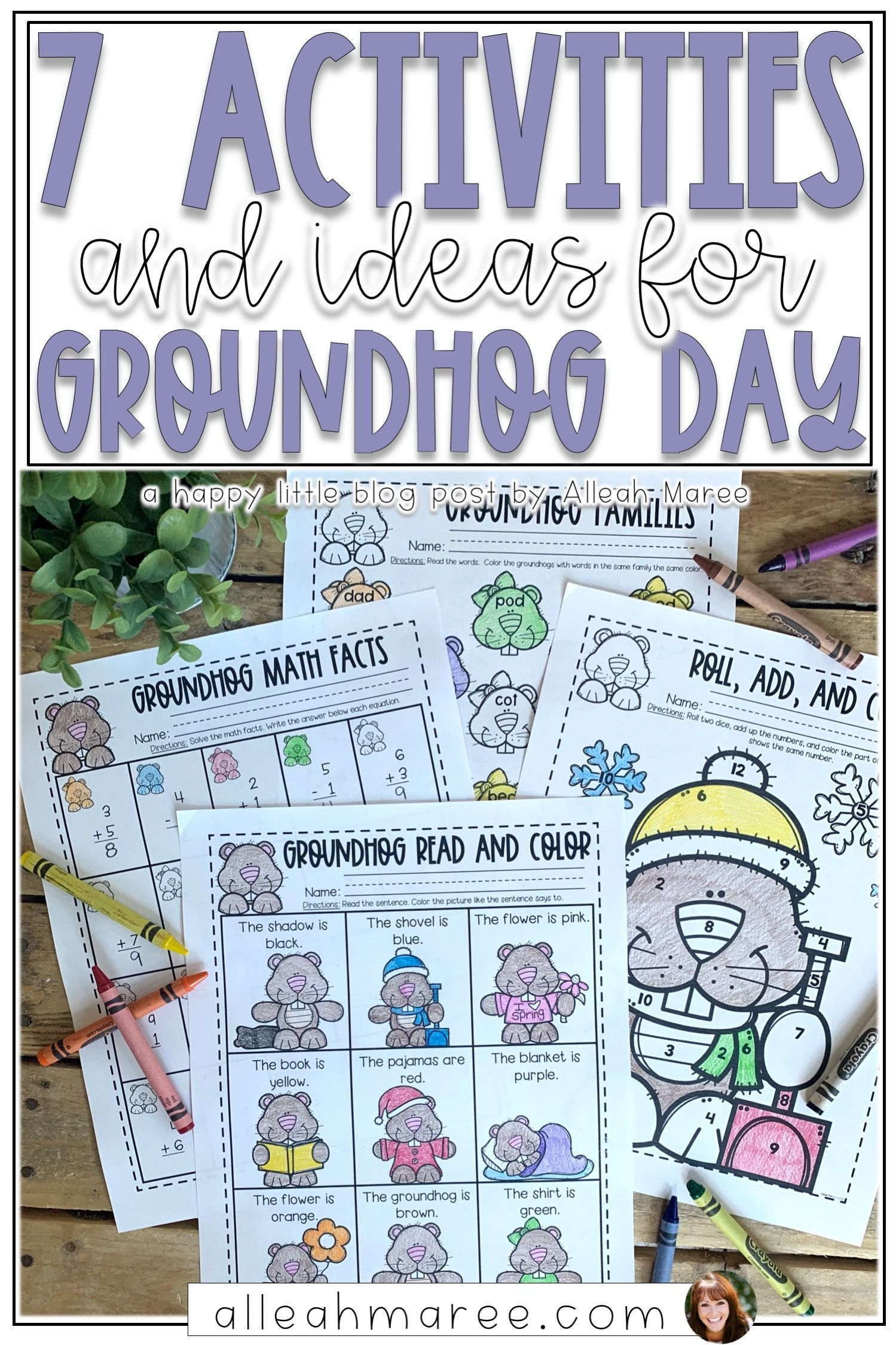 7 Easy Groundhog Day Ideas And Activities For Little