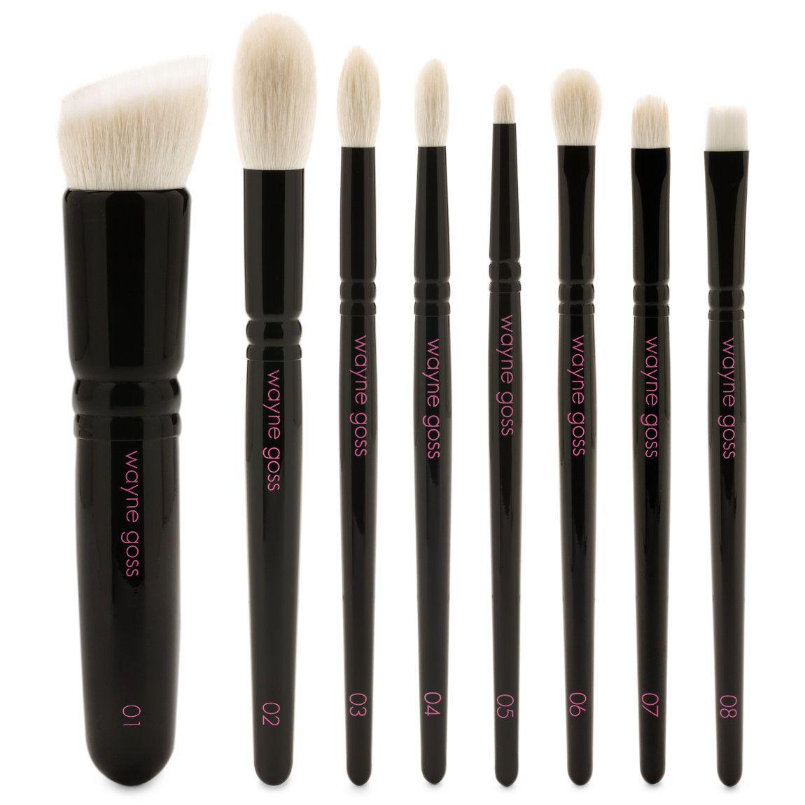Wayne Goss The Anniversary Set Volume 2 | Wayne goss. Duo fiber brush. Eye cream for dark circles