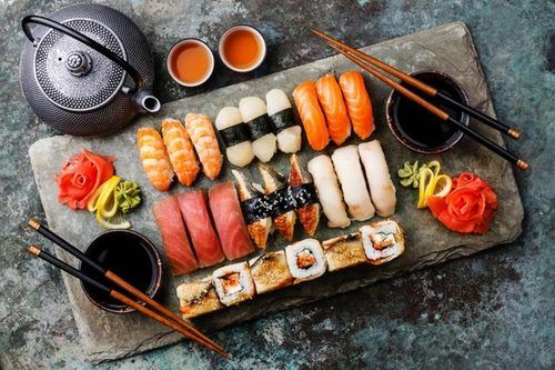 sushi for to