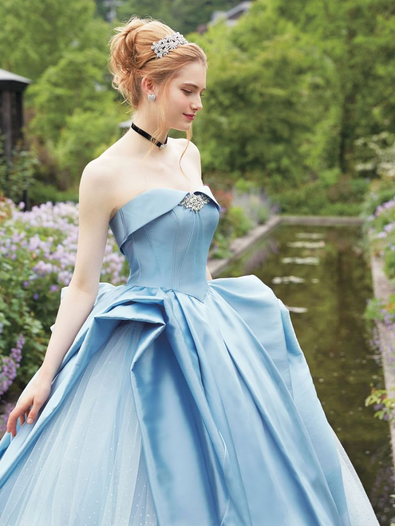 These Disney Princess Wedding Dresses Are Downright Magical ...