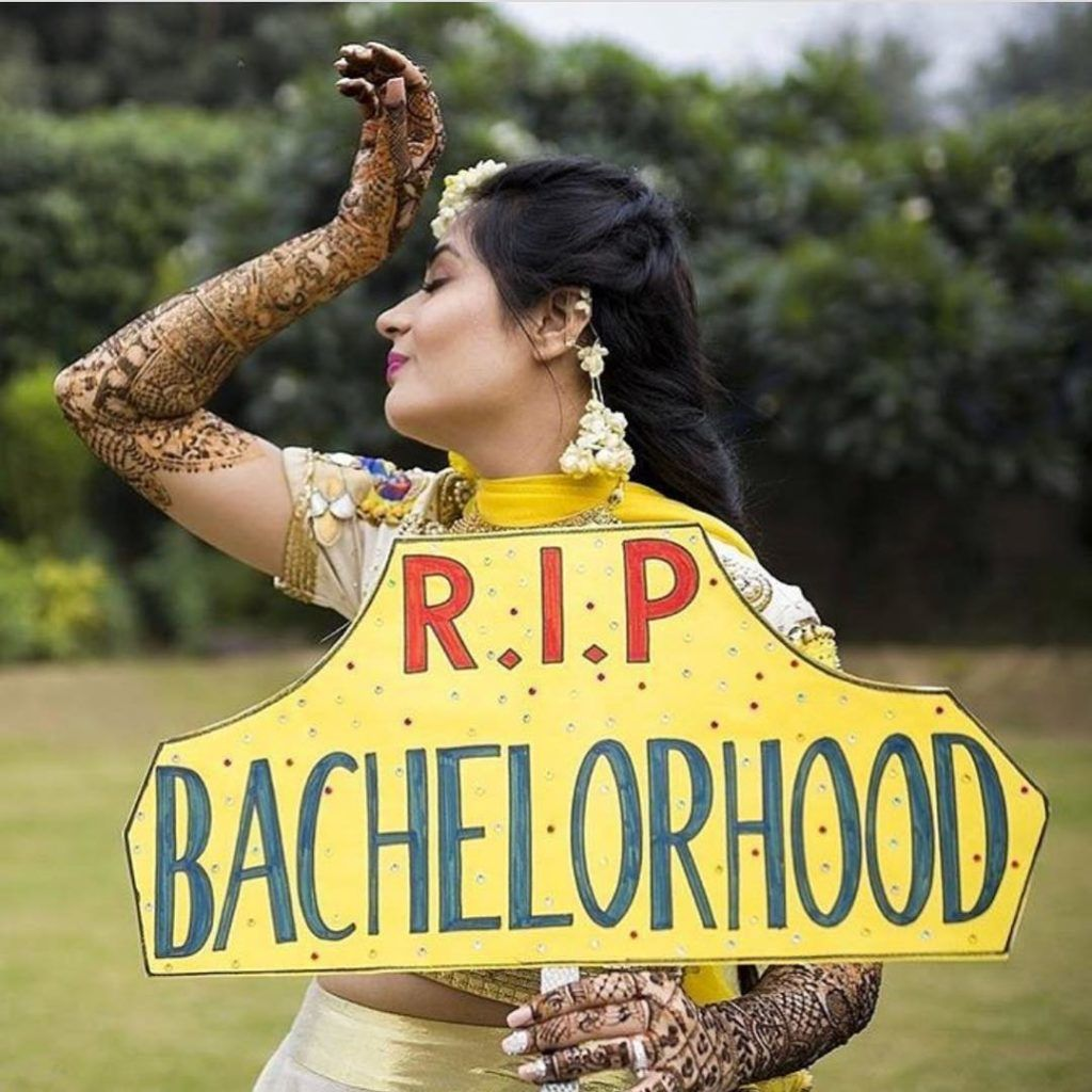 Rip Bachelorhood Prop Wedding Photoshoot Poses Indian Wedding Photography Wedding Photo Props