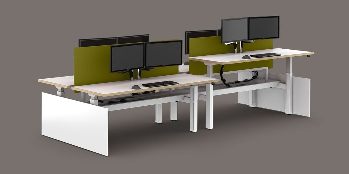 Modular Office Furniture Modern Workstations Cool Cubicles Sit Stand B Office Furniture Modern Contemporary